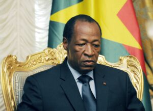Blaise Compaoré, former Burkinabe president to stand a trial for the murder of Thomas Sankara