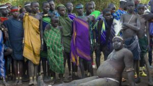 Bodi tribe of Ethiopia that believe being bigger is better